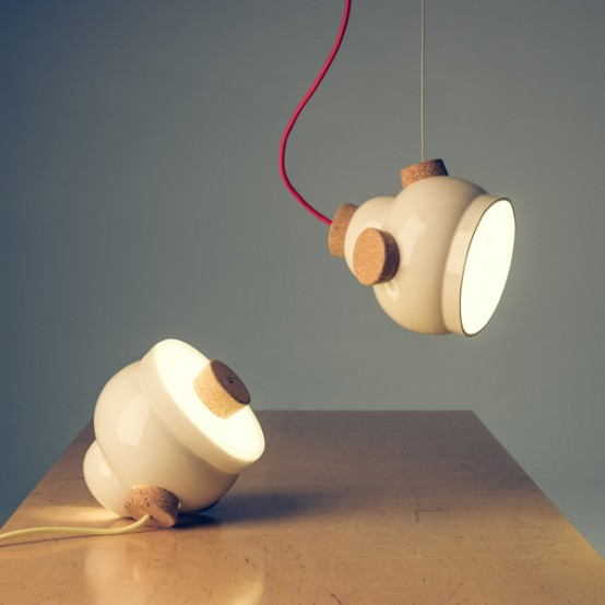 Fun Winnie Pendant Lamp To Make You Feel Positive