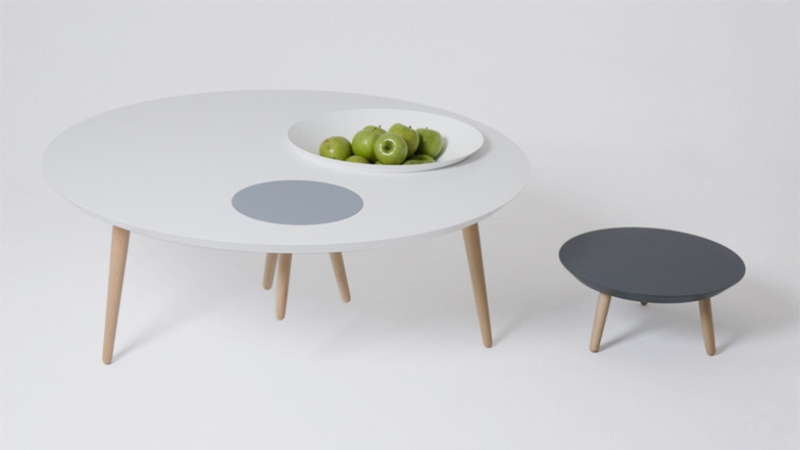 Functional 3x3 Tables Set For Reduced Spaces