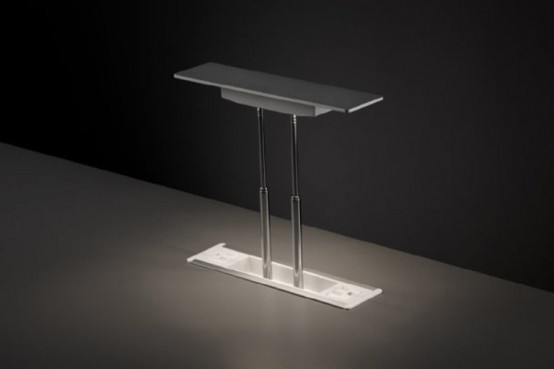 Functional And Adaptable Working Space Lamp