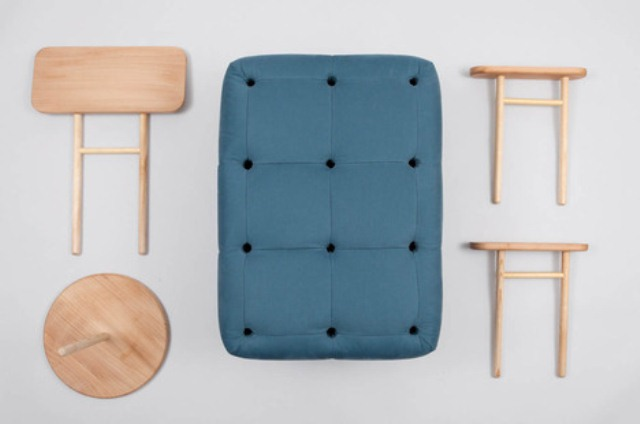 Functional And Flexible Imboh Chair For Readers