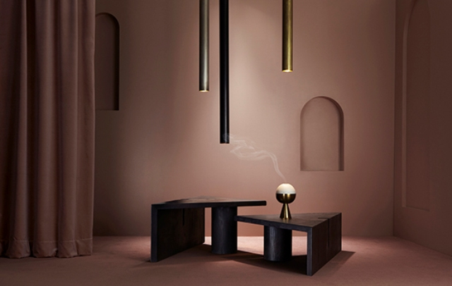 Functional And Stylish 2015 Lighting And Table Collections By Apparatus
