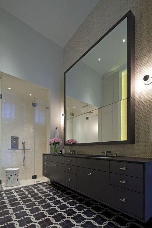 Nice Functional And Stylish Bathroom Mirrors