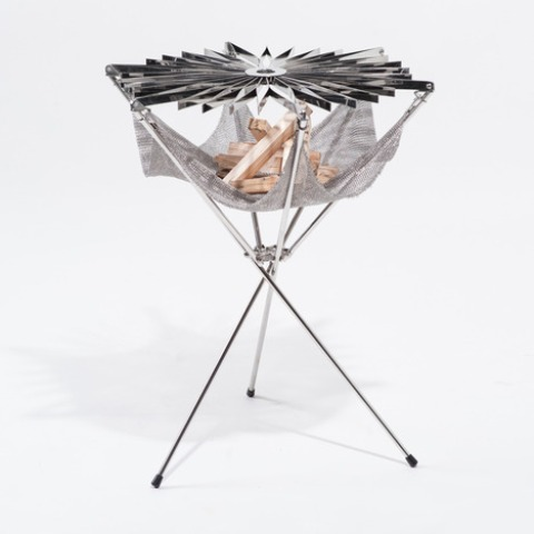 Functional And Stylish Grillo Portable Bbq