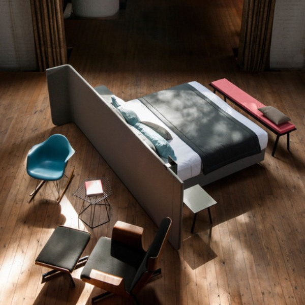 Functional Bed To Create A Room Within A Room
