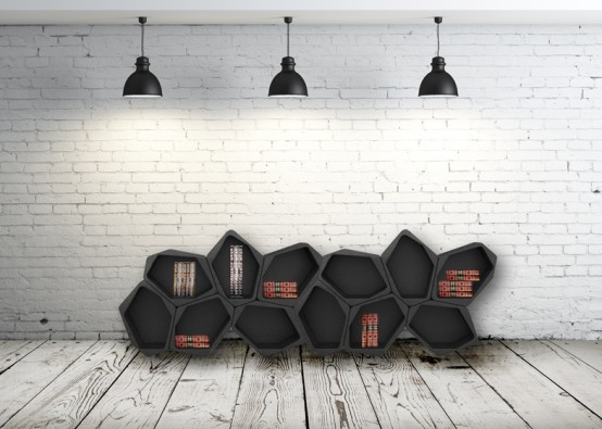 Functional Build Shelving To Turn Into Stools