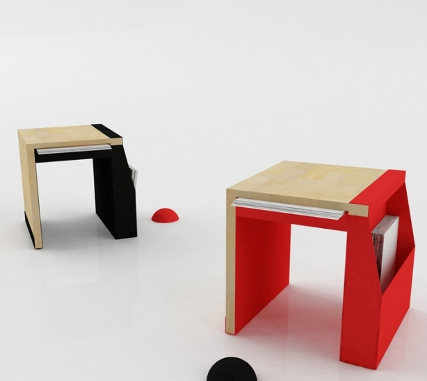 Functional Chair For Small Spaces Digsdigs