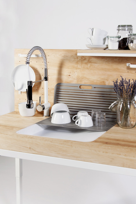 Functional Chopchop Kitchen To Simplify Kitchen Tasks