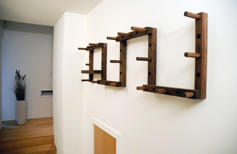 Wall Coat Rack Ideas