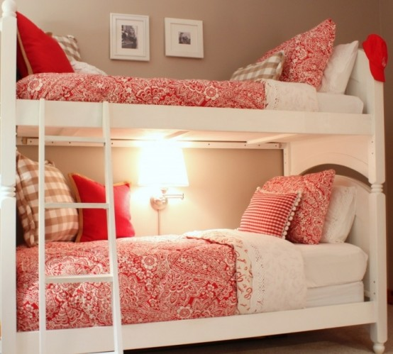 25 Functional And Stylish Kids 39 Bunk Beds With Lights