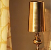Functional Lamp That May Be Table Or Pendant
