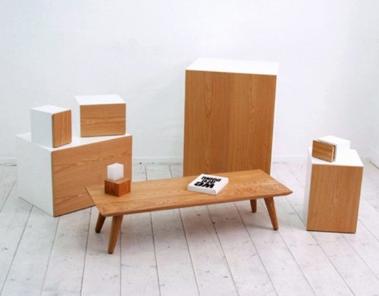 Functional Minimalist Furniture Irreplaceable For Bachelors