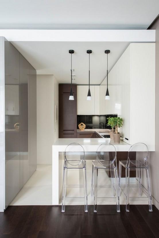 Kitchen Design Minimalist 37 functional minimalist kitchen design ideas - digsdigs