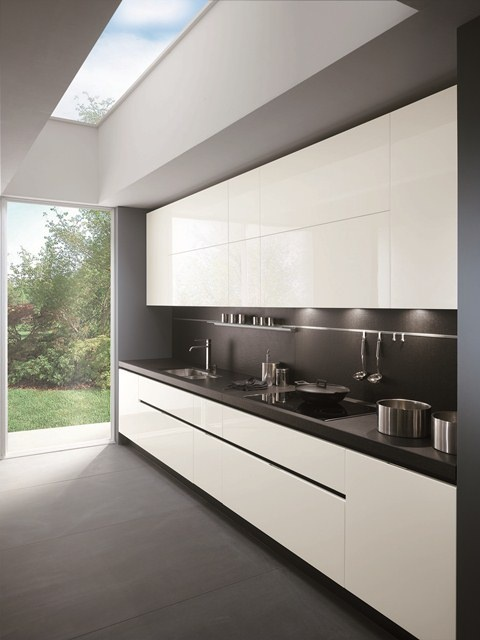kitchen design minimalist 37 functional minimalist kitchen design ideas digsdigs 737
