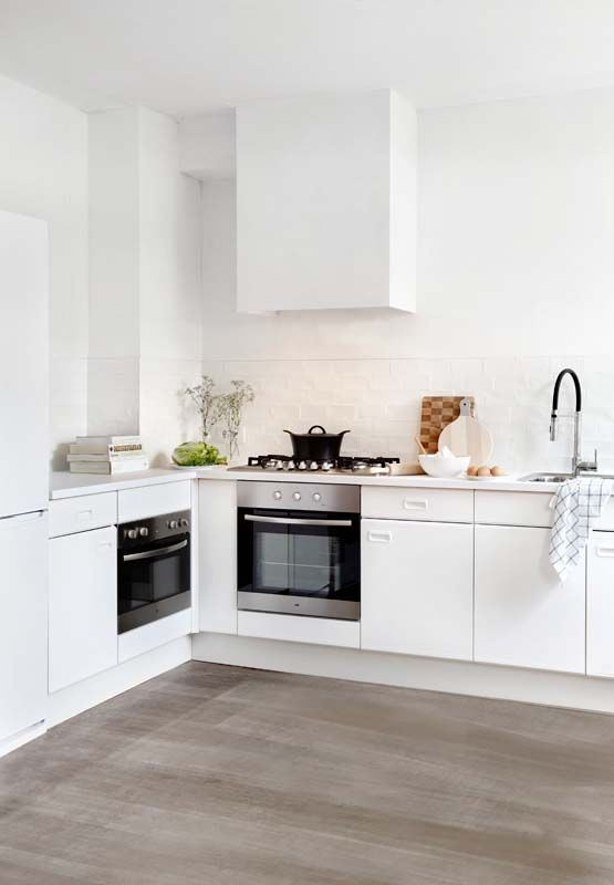 Minimalist cottage kitchen for Minimalist cottage style