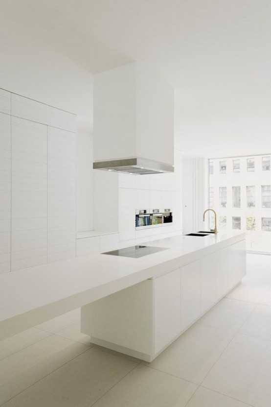 Functional Minimalist Kitchen Design Ideas