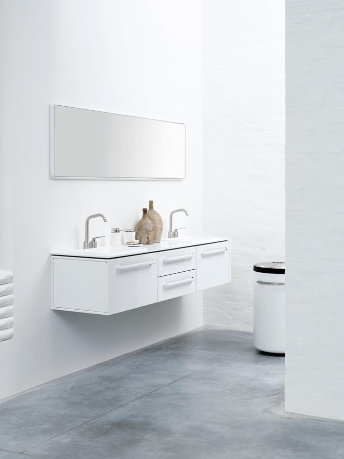 Excellent White Bathroom Vanity Pics  Bathroom Furniture