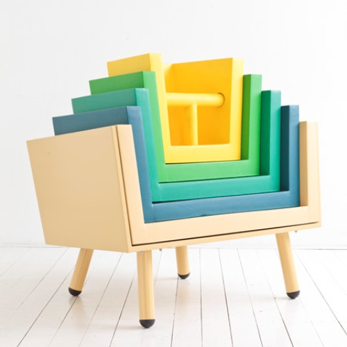 Functional Stackable Chairs For Your Children