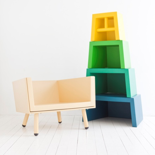 Functional Stackable Chairs For Children