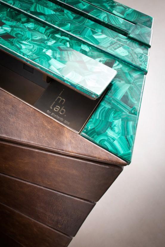 Functional Torque Desk In Industrial Style