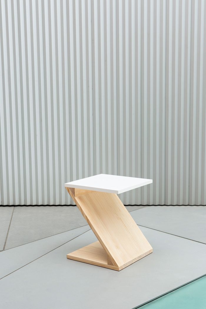 Functional Zoo Chair Without Any Screws Or Nails