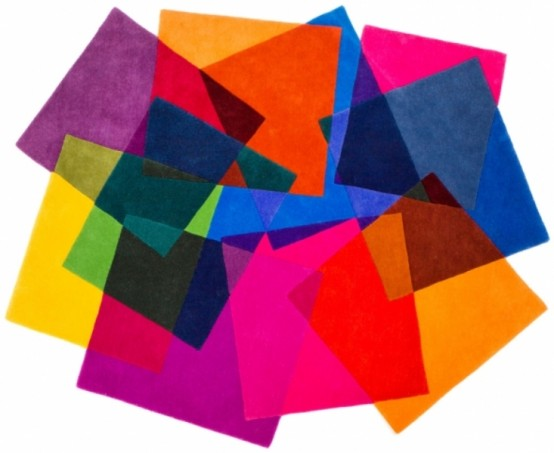 Funny Colorful Carpets Inspired By Matisse Works