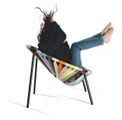 Funny Seat Of Stripes