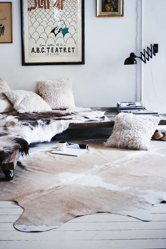 39 Cozy Fur Home D Cor Ideas For Cold Seasons Digsdigs