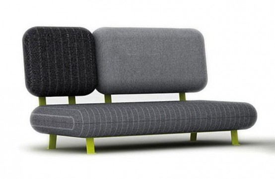 Modern Furniture Collection Inspired By Beach Rocks
