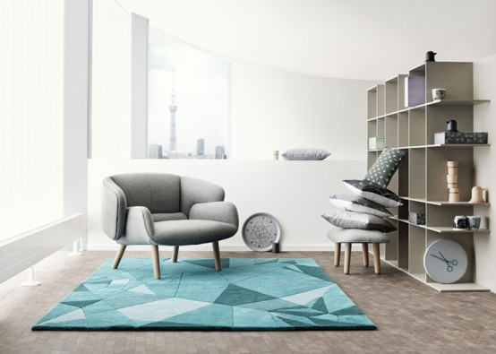 Fusion Furniture And Homeware Collection Inspired By Origami