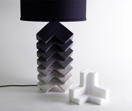 Fusion Of Industrial And Traditional: Theo Table Lamp