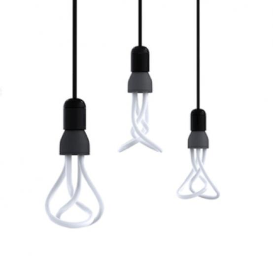 Futuristic Looking Bulbs That Last Long