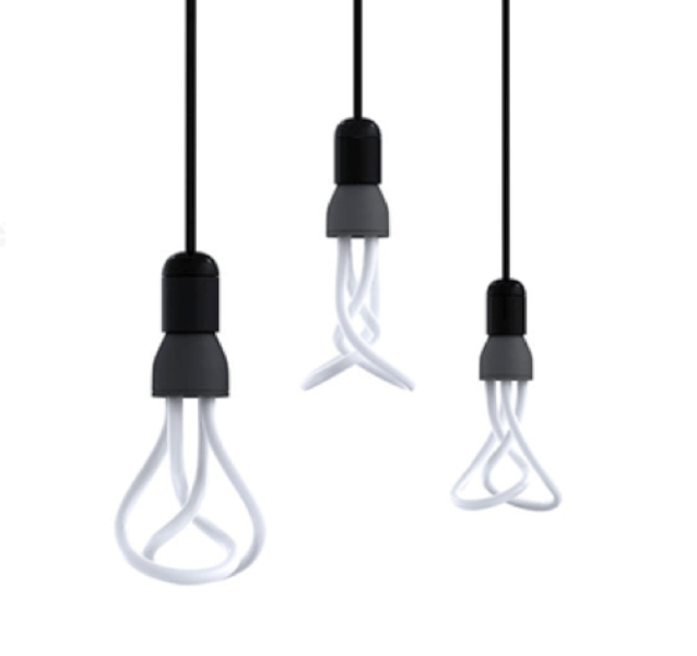 Futuristic Looking Bulbs That Last Long