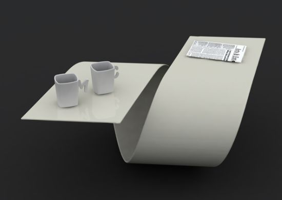 Futuristic Coffee Table