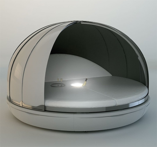 Futuristic Day Bed For Maximum Relaxation Digsdigs