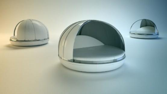 Futuristic Day Bed For Maximum Comfort