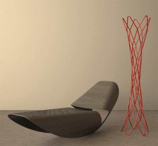 Futuristic Furniture Collection Inspired By Movement And Modularity