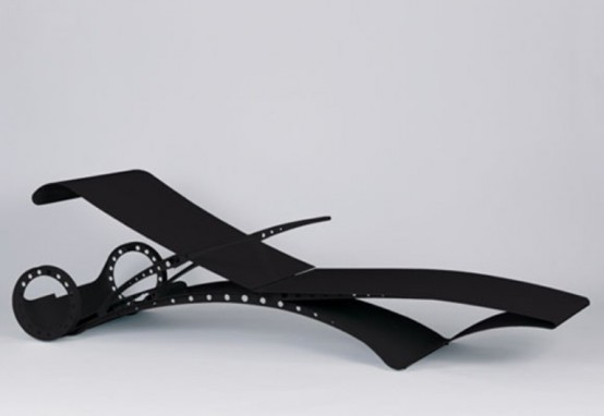 Futuristic Garden Furniture