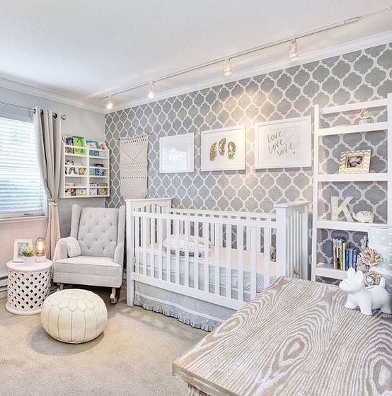 Tips For Decorating A Small Nursery: 34 Gender Neutral Nursery Design Ideas That Excite