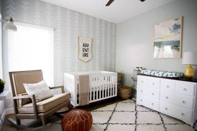 Gender Neutral Nursery Design Ideas That Excite
