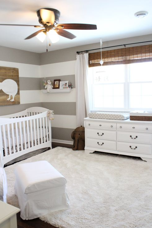 Baby Boy Room Design Pictures: 34 Gender Neutral Nursery Design Ideas That Excite
