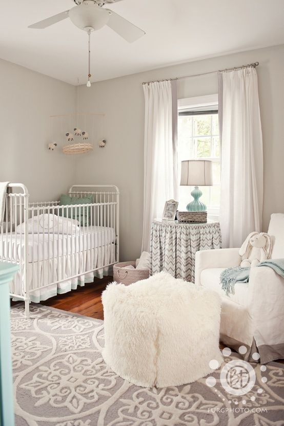 Picture Of gender neutral nursery design ideas that excite  18
