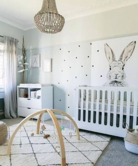 34 gender neutral nursery design ideas that excite digsdigs - Room decor ideas pinterest ...