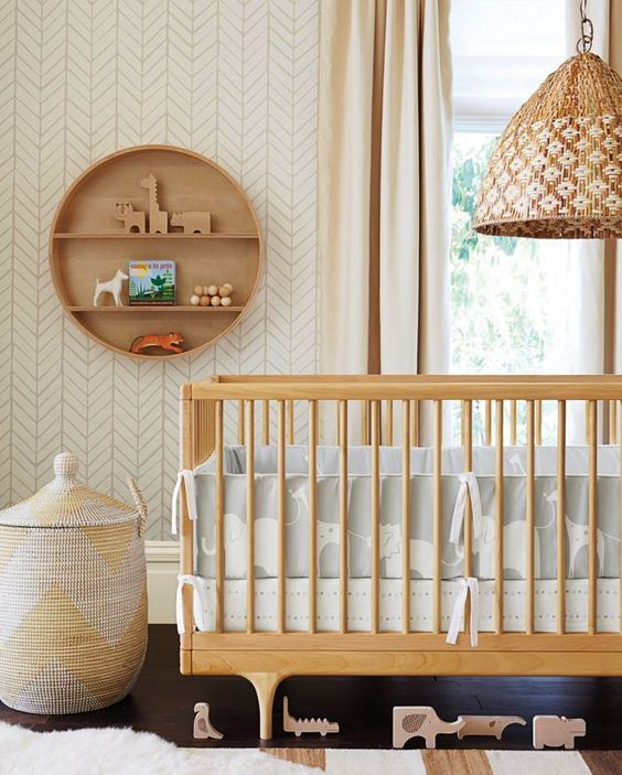 10 Gender Neutral Nursery Decorating Ideas: 34 Gender Neutral Nursery Design Ideas That Excite