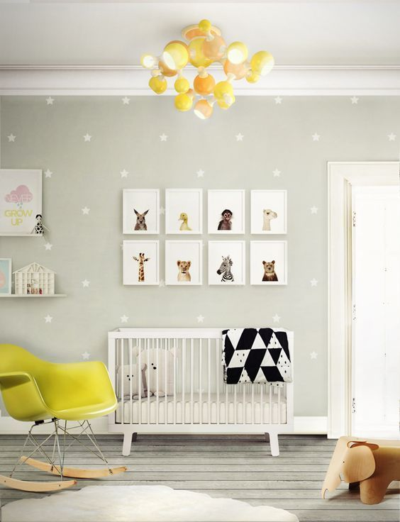 gender neutral nursery design ideas that excite - Nursery Design Ideas