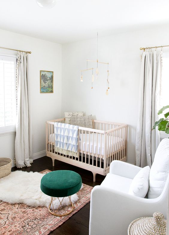34 Gender Neutral Nursery Design Ideas That Excite - DigsDigs