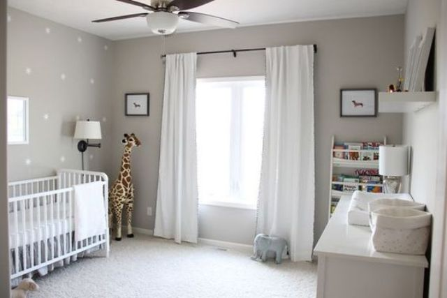Unisex Kids Room Decor Ideas