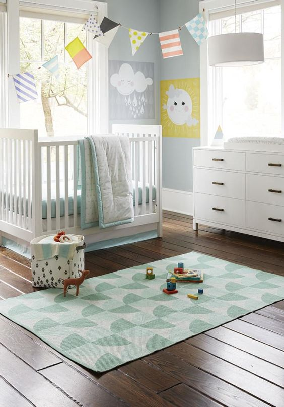 Picture Of gender neutral nursery design ideas that excite  7