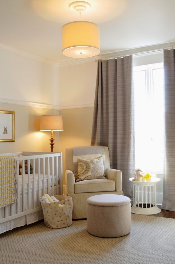 Picture Of gender neutral nursery design ideas that excite  8
