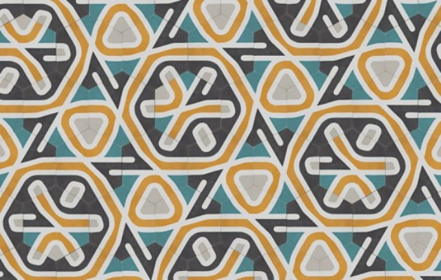 Picture Of Geometric Tiles Ideas
