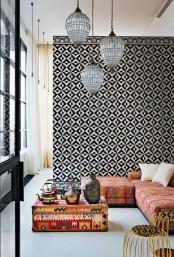 Geometric Tiles Ideas